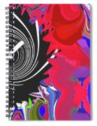 8-11-2015cabcdefghijklm Spiral Notebook