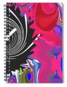 8-11-2015cabcdefghijklmn Spiral Notebook