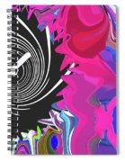 8-11-2015cabcdefghijklmno Spiral Notebook