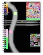 8-14-2016l Spiral Notebook