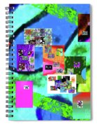 8-15-2016l Spiral Notebook