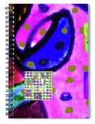 8-3-2015cabcde Spiral Notebook