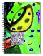8-3-2015cabcdefghijklmnopqrtuvwx Spiral Notebook