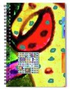 8-3-2015cabcdefghijklmnopqrtuvwxyzabcd Spiral Notebook