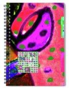 8-3-2015cabcdefghijklmnopqrtuvwxyzabcdefghijk Spiral Notebook
