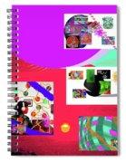 8-7-2015babcdefghijklmnopqrtuvwxyzabcde Spiral Notebook