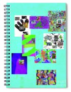 8-8-2015babcdefg Spiral Notebook