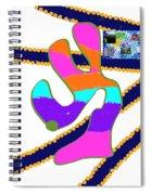 8-8-2057o Spiral Notebook