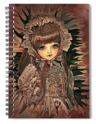 Baby Doll Collection Spiral Notebook