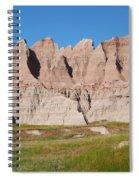 Badlands National Park South Dakota Spiral Notebook