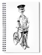 Bike Life  Spiral Notebook