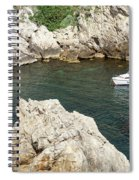 Croatia, Dubrovnik Spiral Notebook