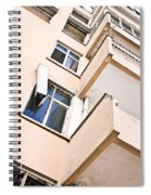 Derelict Building Spiral Notebook