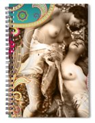 Goddesses Spiral Notebook