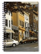 Greenwich Avenue Spiral Notebook