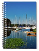 Lake Guntersville Alabama Spiral Notebook