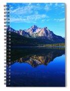 Landscape Spiral Notebook