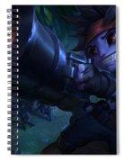League Of Legends Spiral Notebook