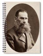 Leo Tolstoy (1828-1910) Spiral Notebook
