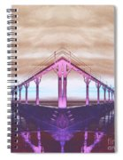 Lighthouse Reflections Spiral Notebook