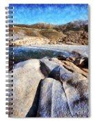Livada Beach Spiral Notebook