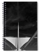 Milwaukee Art Museum Spiral Notebook