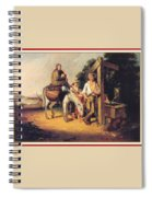 North Carolinaimmigrants Poor White Folks James Henry Beard Spiral Notebook