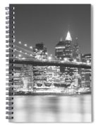Nyc, New York City, New York State, Usa Spiral Notebook