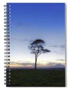 Roundway Hill - England Spiral Notebook