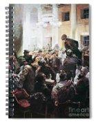 Russian Revolution, 1917 Spiral Notebook