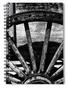 8 Spokes Spiral Notebook