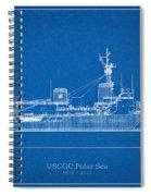 U.s. Coast Guard Cutter Polar Sea Spiral Notebook