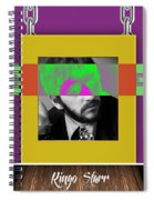 Ringo Starr Collection Spiral Notebook