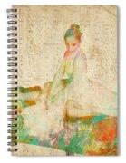 88 Keys To Her Heart Spiral Notebook