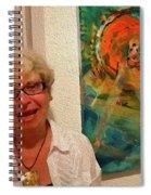 9-10-4057a Spiral Notebook