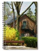 9-11-3057m Spiral Notebook