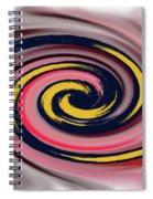 9-12-2057v Spiral Notebook