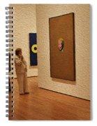 9-12-3057o Spiral Notebook