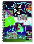 9-18-2015babcdefghijklmnopqrtuv Spiral Notebook