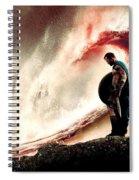 300 Rise Of An Empire 2014 Spiral Notebook