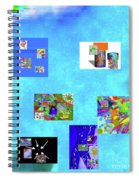 9-6-2015habcd Spiral Notebook