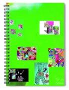 9-6-2015habcdefghijkl Spiral Notebook