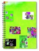 9-6-2015habcdefghijklmno Spiral Notebook