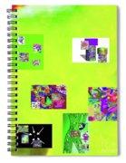 9-6-2015habcdefghijklmnop Spiral Notebook