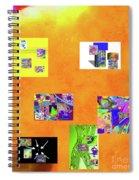 9-6-2015habcdefghijklmnopqrtu Spiral Notebook