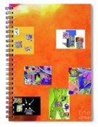 9-6-2015habcdefghijklmnopqrtuv Spiral Notebook
