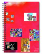 9-6-2015habcdefghijklmnopqrtuvwxyz Spiral Notebook