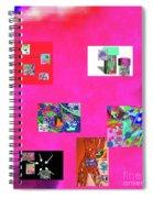 9-6-2015habcdefghijklmnopqrtuvwxyzab Spiral Notebook