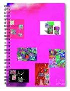 9-6-2015habcdefghijklmnopqrtuvwxyzabcd Spiral Notebook