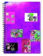 9-6-2015habcdefghijklmnopqrtuvwxyzabcdefg Spiral Notebook